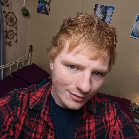 British Ed Sheeran Lookalike