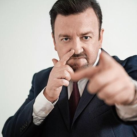 Ricky Gervais Impersonator