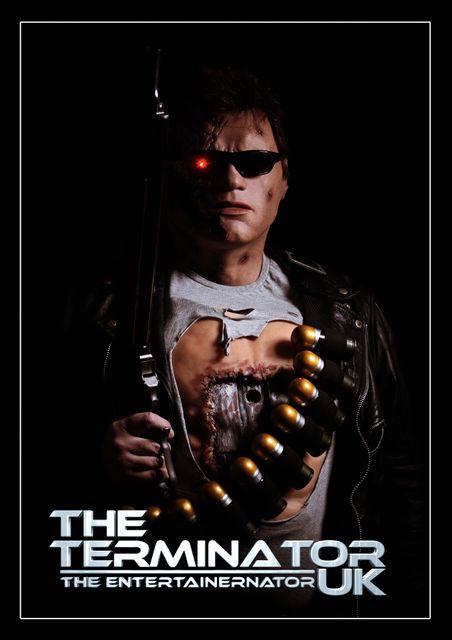 The Terminator/Arnold Schwarzenegger tribute