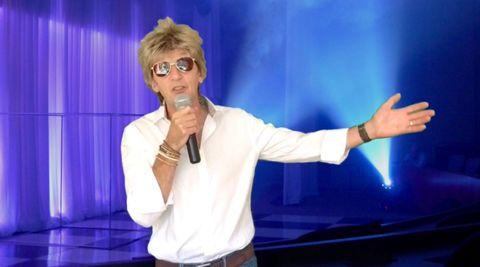 Paul Hobbs - Rod Stewart Impersonator