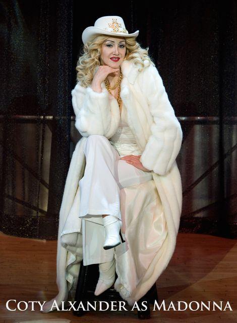 Impersonator - Madonna, Gaga, Gwen, Marilyn