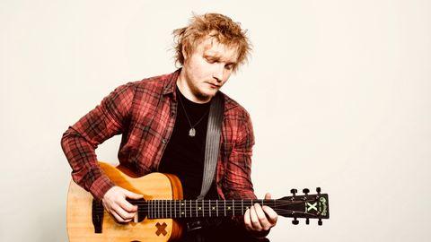 Ed Sheeran Lookalike - Christy