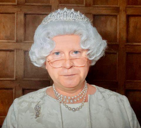 Lizzie Battenberg (Queen Impersonator)