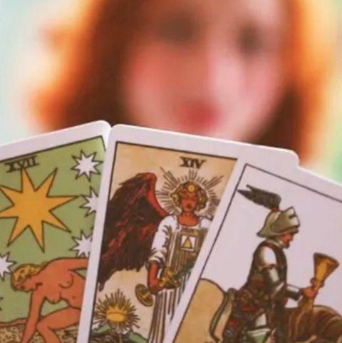 Red Fairy Tarot