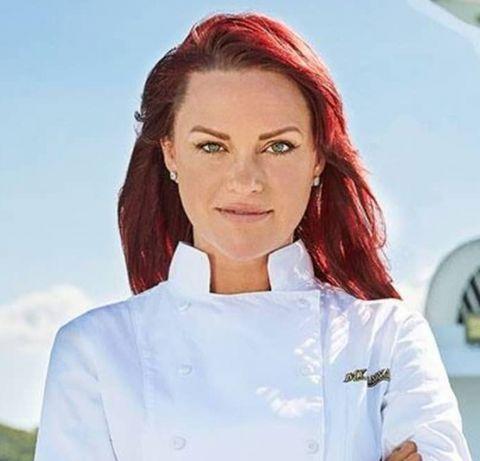Chef Rachel Hargrove