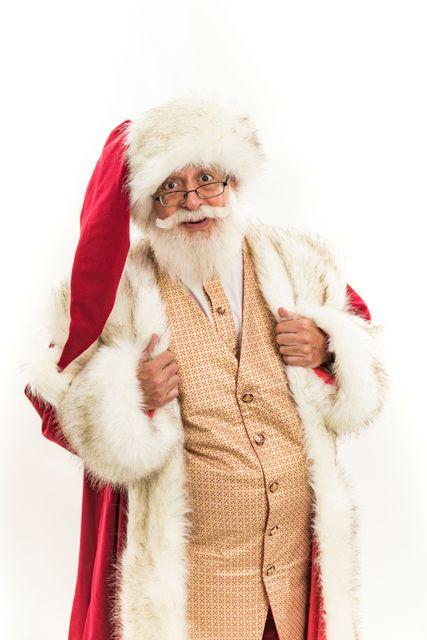 Chris P Santa